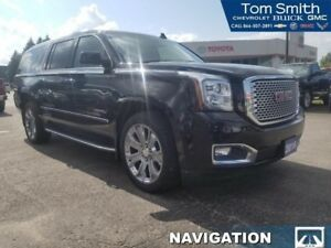 2016 GMC Yukon XL Denali  - Navigation -  Leather Seats - $469.7