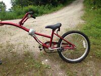 BICYCLE SCHWINN (RIDE A LONG) - VÉLO POUR ENFANT