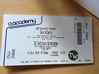 Twin Atlantic ticket £24.00