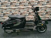 Royal Alloy TG 300cc S LC ABS 2021 Tigara Grande a Modern Classic Scooter