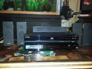 Sony Blueray Theater system