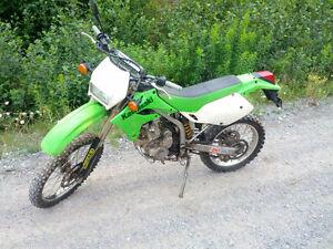 2007 KLX250S 300R