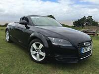 Audi Tt(2) Tfsi 2.0 2dr Convertible Manual Petrol