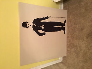IKEA Charlie Chaplin Picture