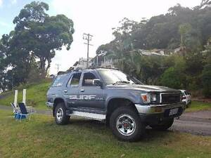 1991 Toyota Hilux surf Phegans Bay Gosford Area Preview