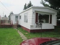 Rent to own large 2 bedroom mobile/mini home