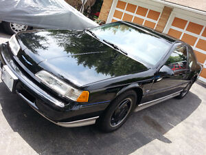1990 FORD 35th Anniversary Thunderbird SC - 58250kms