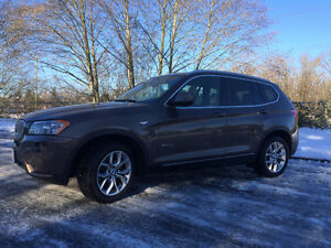2014 BMW X3 xDrive 28i Needs New Engine