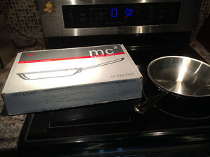 "All-Clad fry Pan 10"" - NEVER USED"