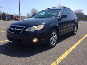 2008 SUBARU OUTBACK PZEV SEULEMENT 4.995$