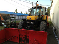 Tracteur Ford 7840