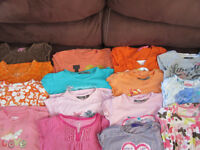 5T/5-6 girl shirts (mostly Mexx, TCP, Oshkosh)