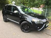 Mitsubishi Outlander Warrior 2.0 DID-D 7 Seat DIESEL MANUAL 2007/07