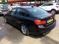 2013 BMW 3 SERIES 320i EfficientDynamics 4dr [Business Media]