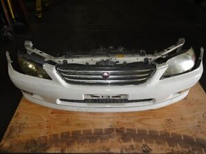 JDM TOYOTA ALTEZZA FRONT END OR NOSE CUT, HOOD, FENDERS