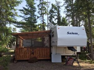 2002 Salem fifth wheel