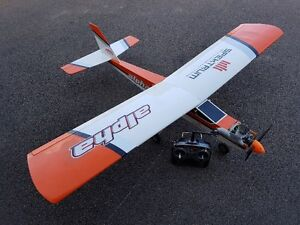 RC Trainer Airplane