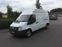 Ford Transit 2.4TDCi Duratorq ( 100PS ) 350L 2006. 350 LWB MEDIUM ROOF