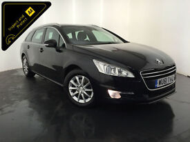 2011 61 PEUGEOT 508 SR SW HDI DIESEL ESTATE SERVICE HISTORY FINANCE PX WELCOME