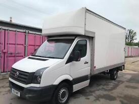 Volkswagen Crafter 2.0TDi CR35 LWB LUTON FOR SALE FINANCE AVAILABLE