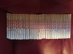 Sweet Valley High - 35 books!