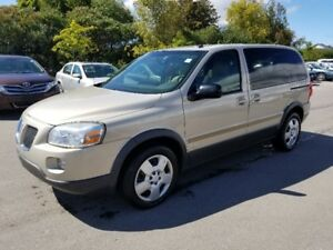 2008 Pontiac Montana SV6 *** Power Opts, AC, Cruise ***
