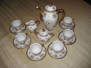 Vintage Italian Espresso Coffee Set London Ontario image 1