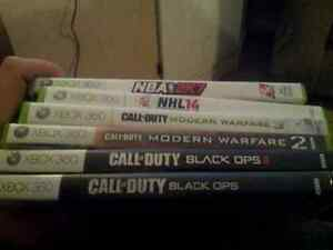 Xbox 360 games mint condition Cornwall Ontario image 1