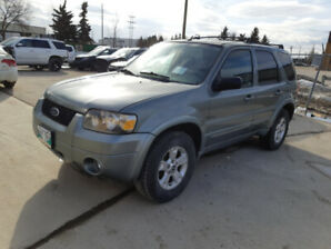 2006 FORD ESCAPE HYBRID, LOADED