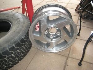 5      15 inch ford truck rims