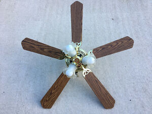 CEILING FAN - SPAN OF 41 INCHES