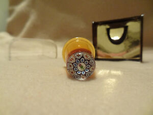 THIMBLE - CAITHNESS GLASS - SCOTLAND (new lower price)