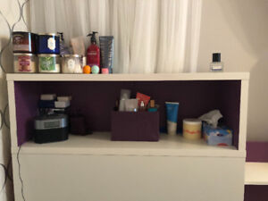 Nighstand/bookcase for sale