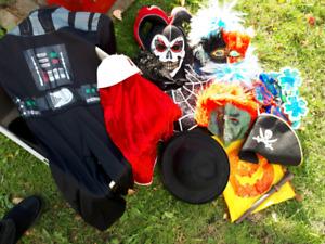Costume et accessoire d'halloween