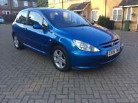 2004 Peugeot 307 2.0 HDi S 3dr (a/c)