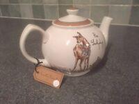 Brand new teapot