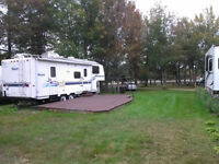 Roulotte fifth wheel TERRY 1998