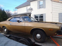 1974 Challenger (Roller)  project