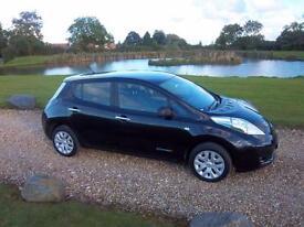 2013 / 63 Nissan Leaf E ( 80kw ) Auto 2013MY Visia
