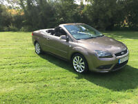2007 Ford Focus CC 2.0 CC-2 FSH 62000 MILES HPI CLEAR FULL SERVICE HISTORY