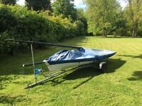 Laser 3000 Racing Dinghy