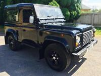 1998 Land Rover Defender 90 County Station Wagon 300tdi
