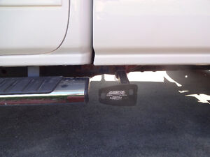 FRONT & REAR TIE DOWNS FOR TRUCK CAMPER
