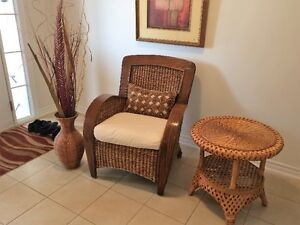 Reduced-Pier One Rattan Furniture