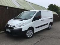 Citroen Dispatch 2.0HDi Enterprise L2H1 1200 125**1 OWNER**2016**SUPERB*