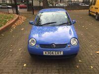 Volkswagen Lupo 2000 petrol full service history Manuel 999 cc