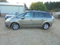 Citroen Grand C4 Picasso 1.6HDi 16v EGS Exclusive *7 SEATER* for sale