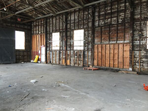Warehouse for rent!!