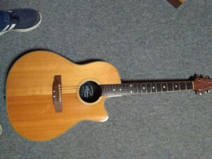 Ovation Applause Electric Acoustic Guitar