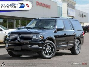 2016 Lincoln Navigator Select  HEATED\COOLED LEATHER | SUNROOF |